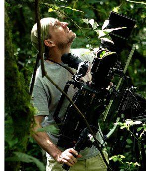 Mountain Gorilla Filming