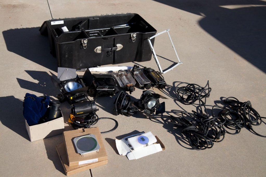 Bringing Filming Equipment in Uganda