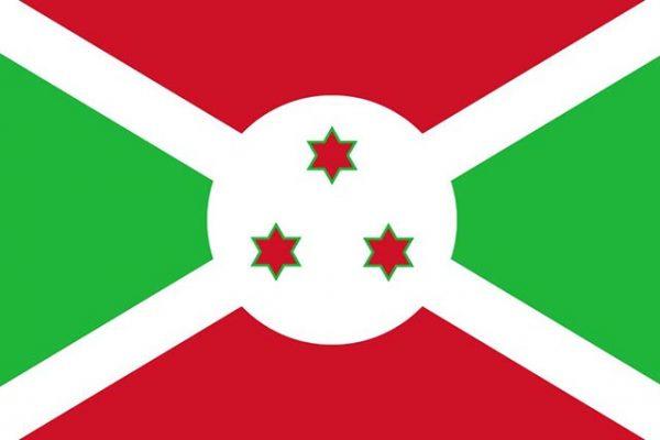 Filming in Burundi