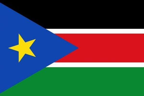 Filming in South Sudan